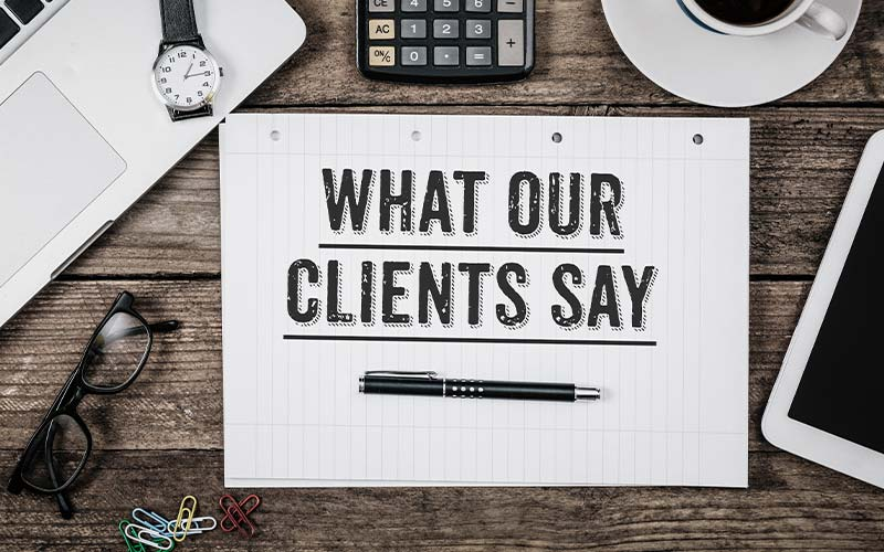 How to Win New Business Using Current-Client Testimonials